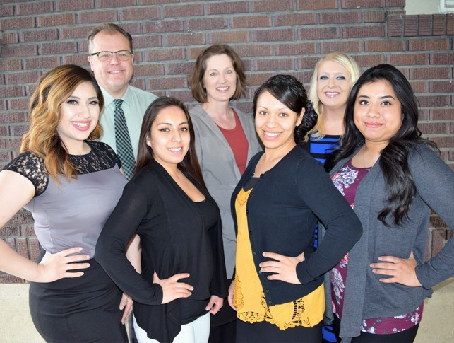 Jeannette Stark, Gregory Stark, Stephanie Chavez, Mayda Torres, Helen Blancarte, the immigration law power team